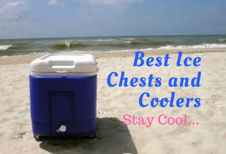 best ice chests and coolers for the beach