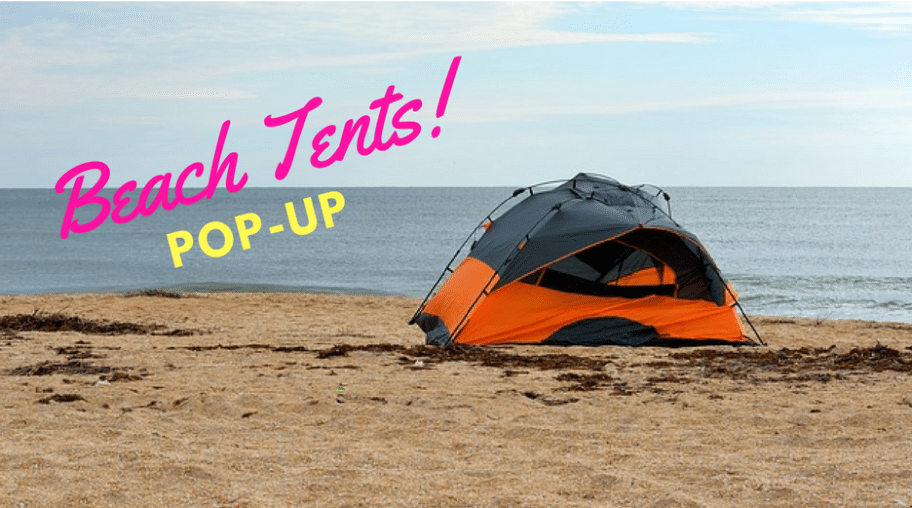 best beach tent pop up for family