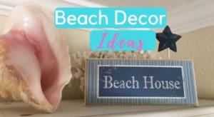 best beach themed decor