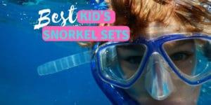 Best kids snorkel sets