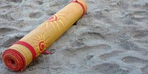 Best sandless beach mat - sand free