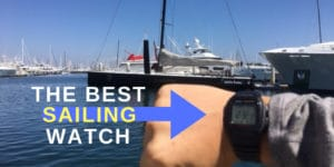 Best watch for sailing