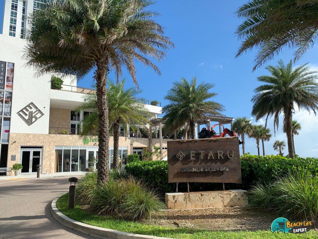 Etaru Restaurant Hallandale Beach Florida