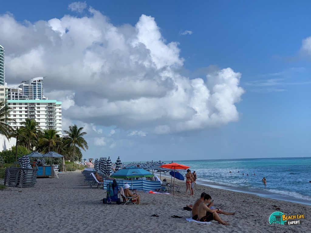 Hallandale Beach Florida photo
